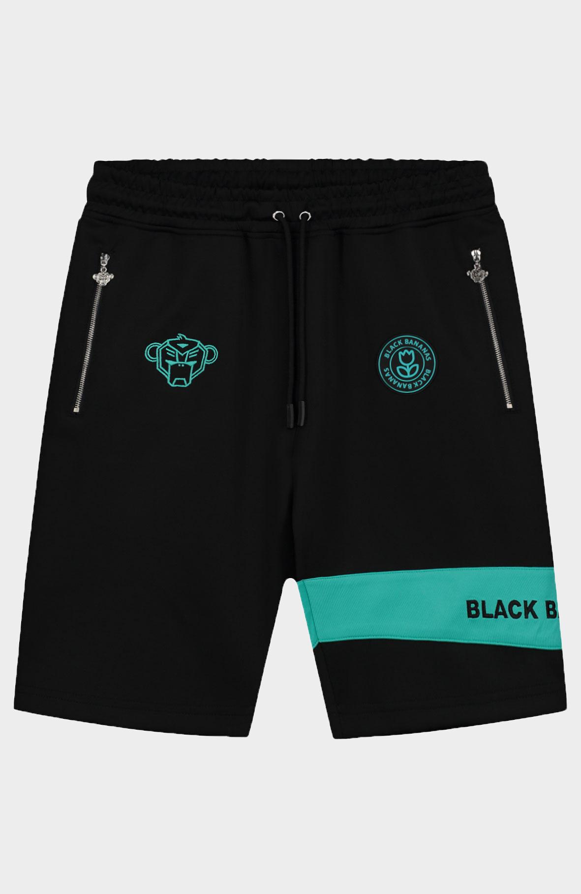 Command Short Black/Aqua-1