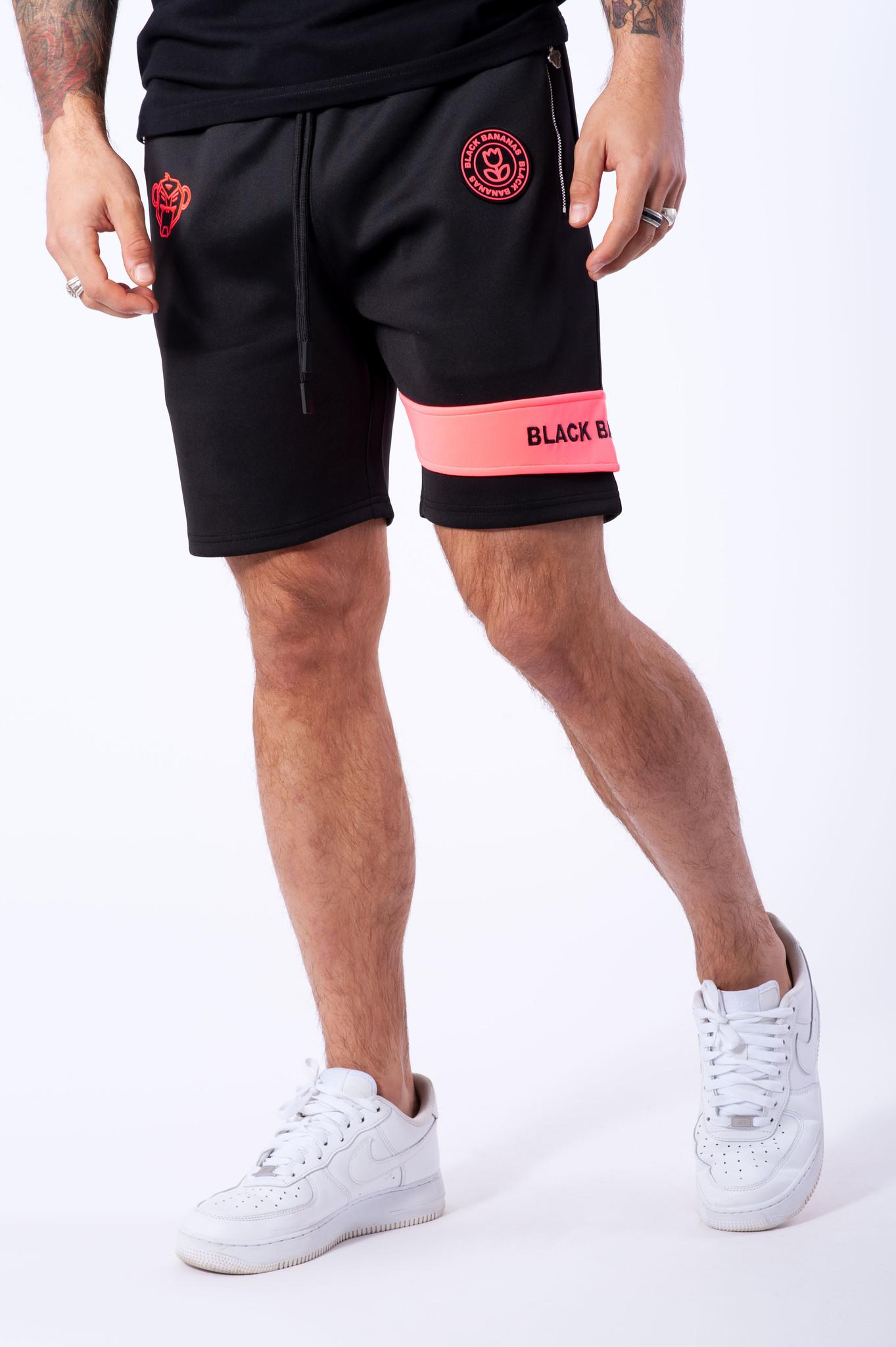 Command Short Black/Neon/Pink-2