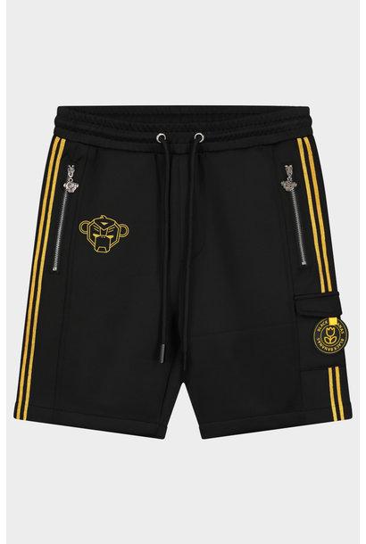 Unity Short Black-Neon Yellow