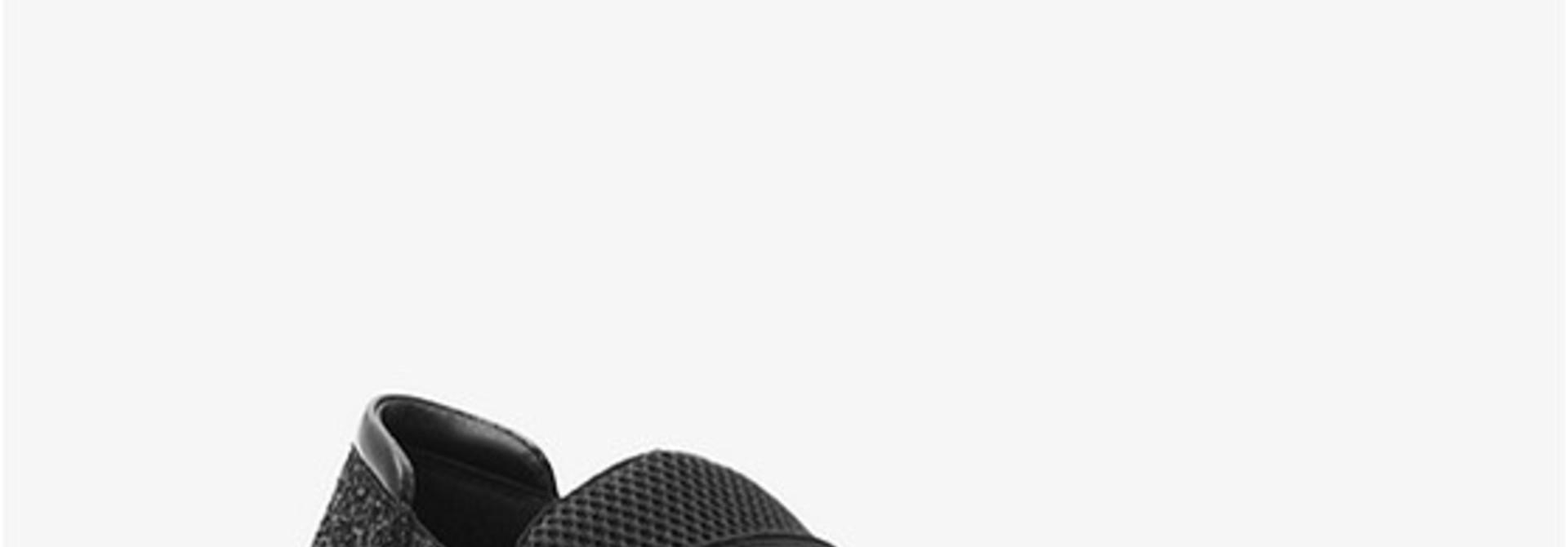 Michael Kors Felix trainer Black