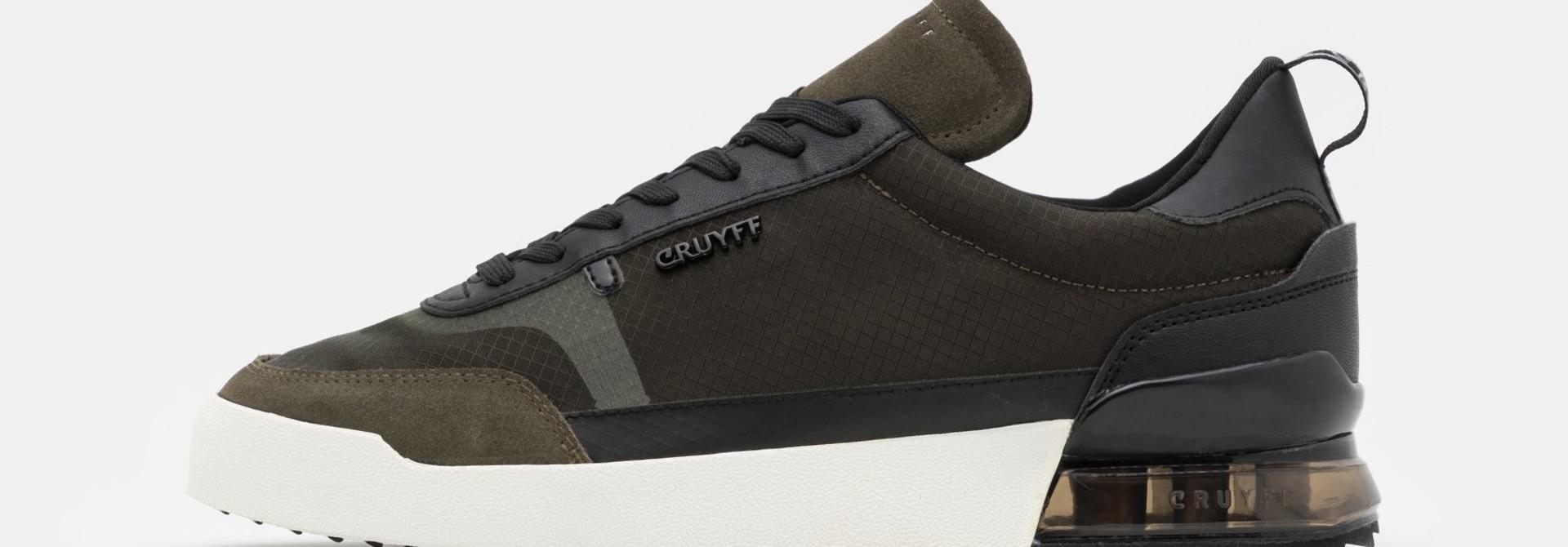 Cruyff Contra Olive/Black