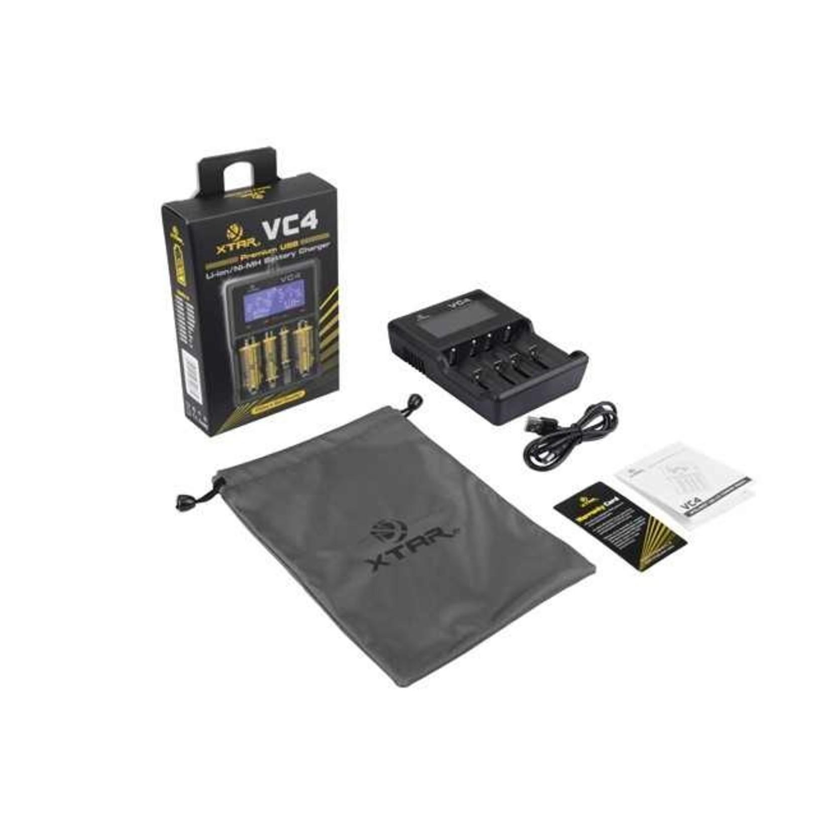 XTar xTar VC4 Batterie Ladegerät