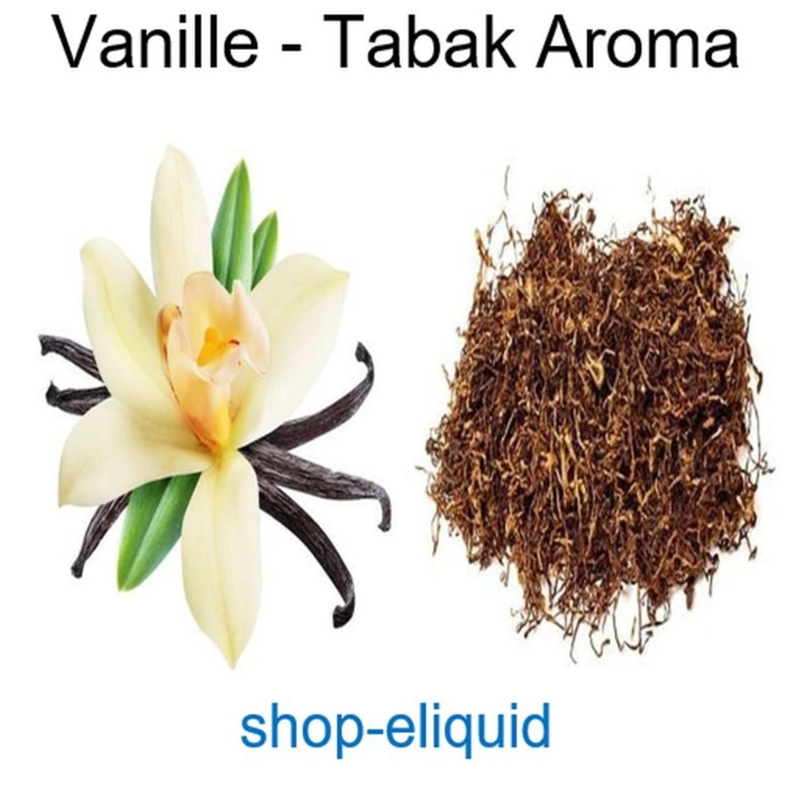 Vanille-Tabak Aroma