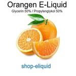 Orangen E-Liquid