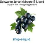 Schwarze Johannisbeere E-Liquid