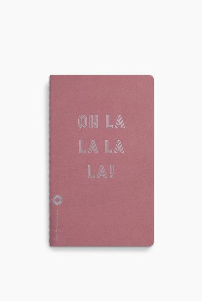Loua Notebook - Ohlalalala (5pcs.)