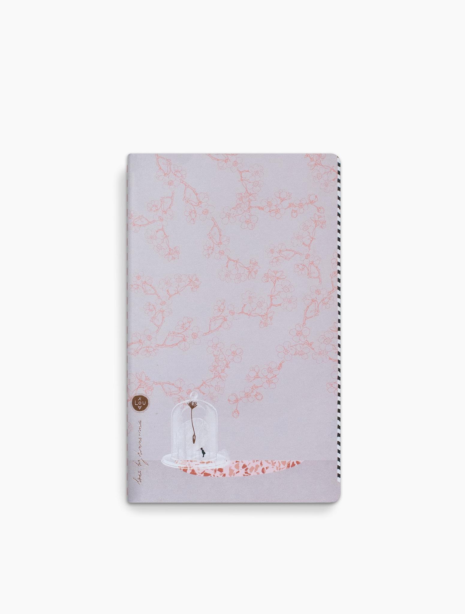Loua Notebook - Vince Dream (5 stuks)-1