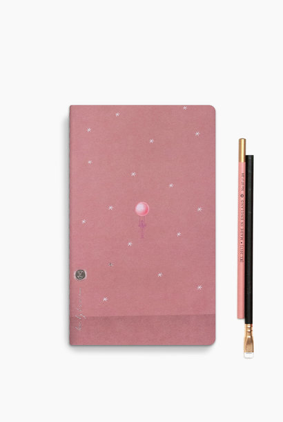 Loua Notebook - Starry Flight (5pcs.)