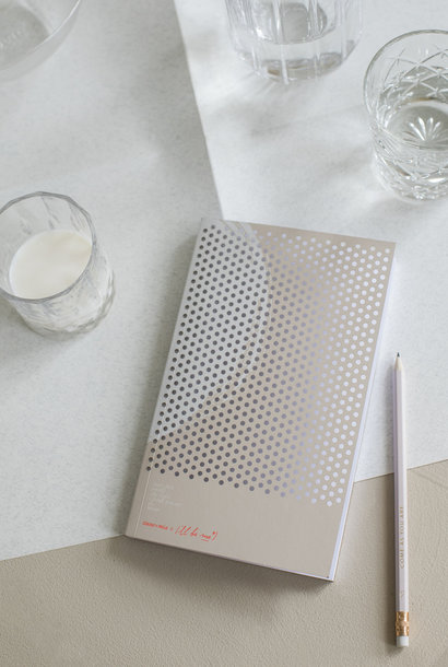 I'll be me Notebook - White (5pcs.)