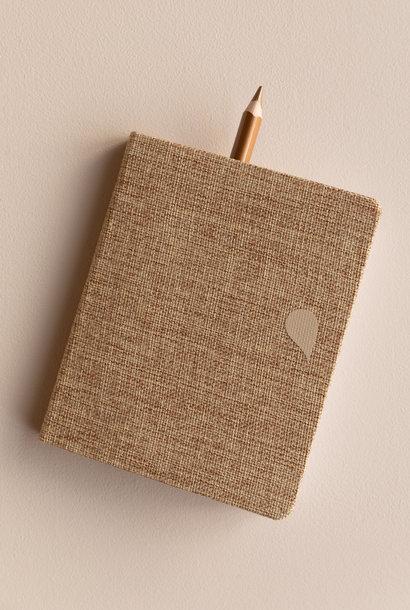 Notebook A6 - Fluorite (5 stuks)