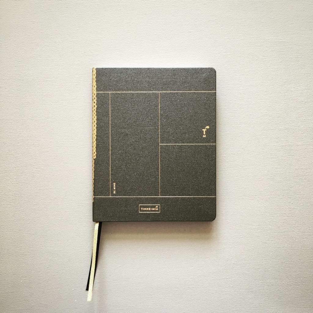 Notebook A6 - Forrest Green (5pcs.)-3