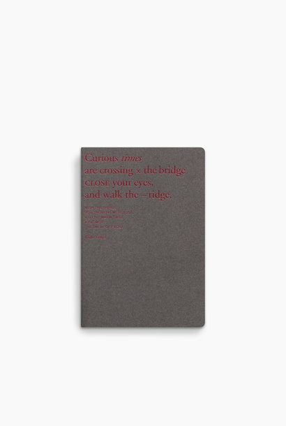Note Booklet - Cinnamon Nights (10pcs.)