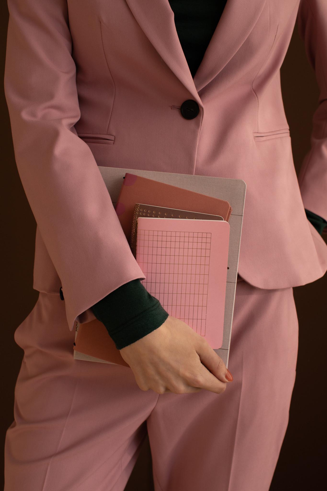 Note Booklet - Pale Peach (10pcs.)-3