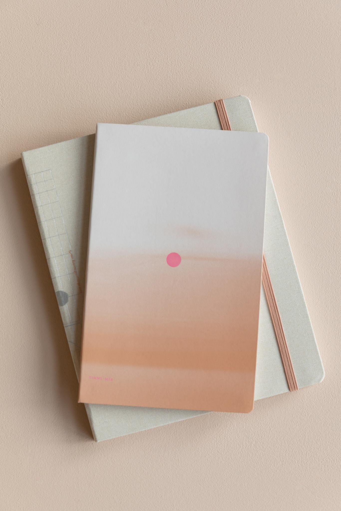 Notebook - Distant Sky (5pcs.)-2