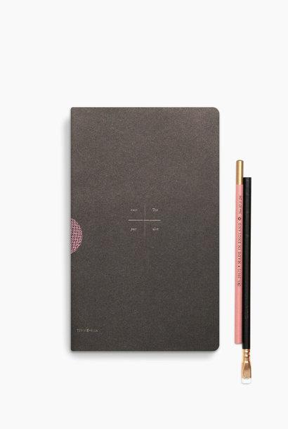 Notebook - Beluga (5 stuks)