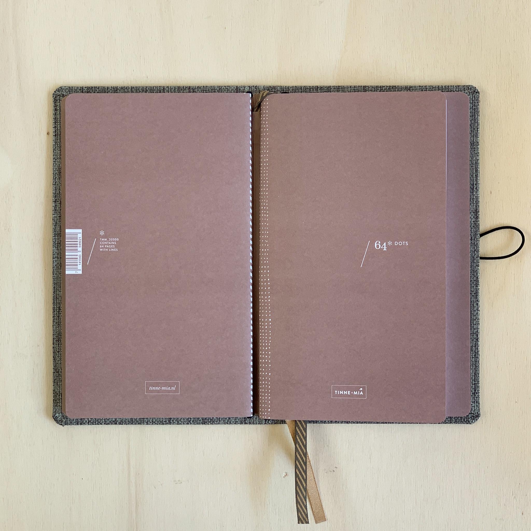 Blanco Notebook refill  (5pcs.)-3