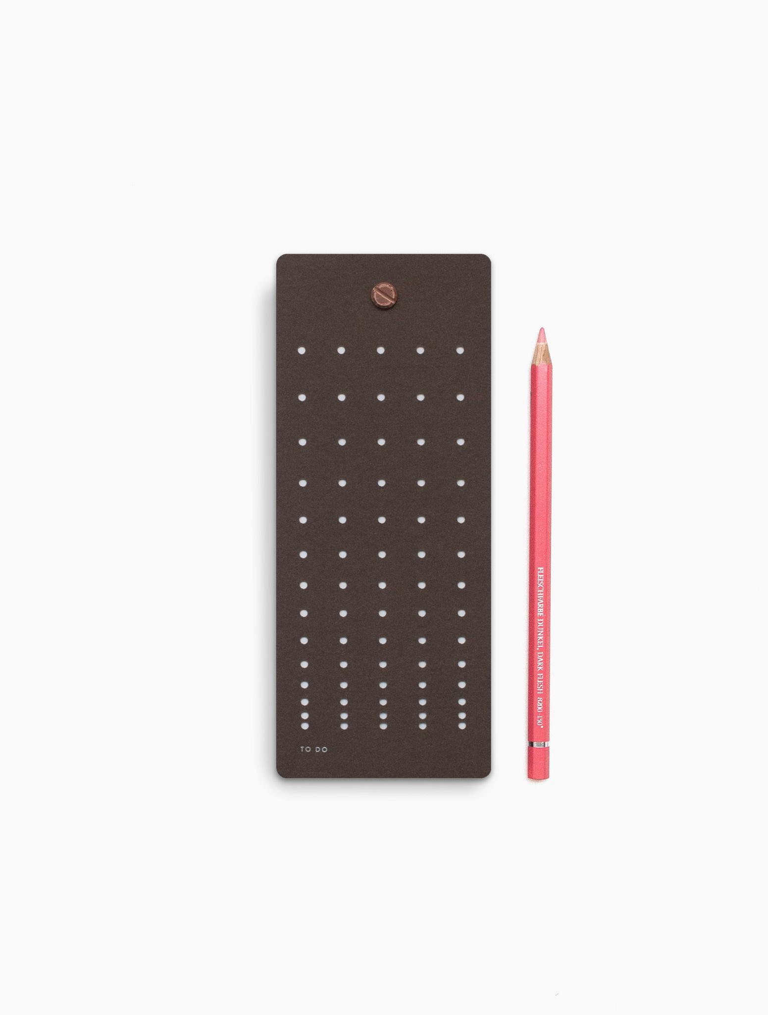 To Do lijst - Chocolate (5 stuks)-1
