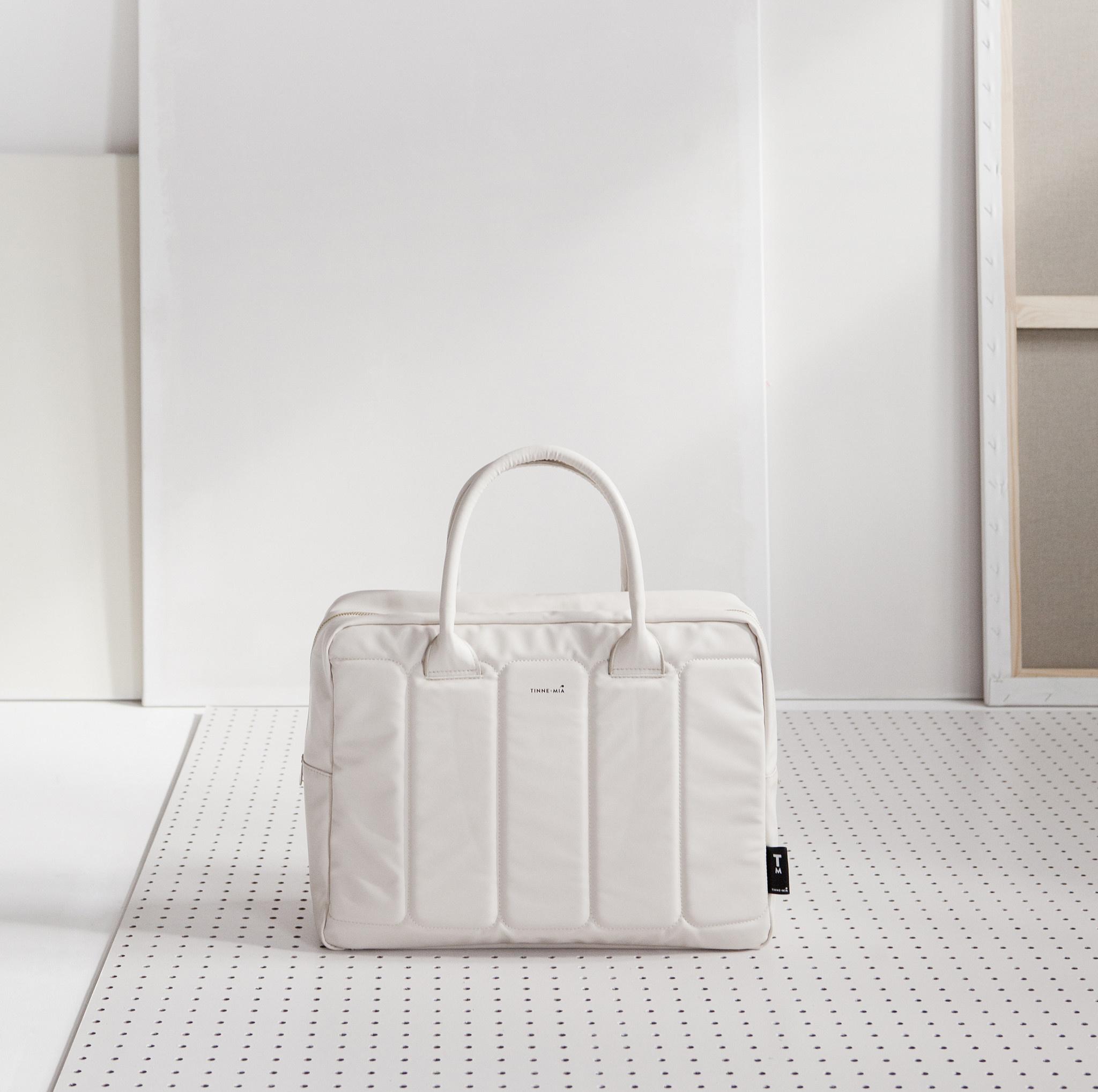 Laptop Bag - Off white (2 pcs.)-1