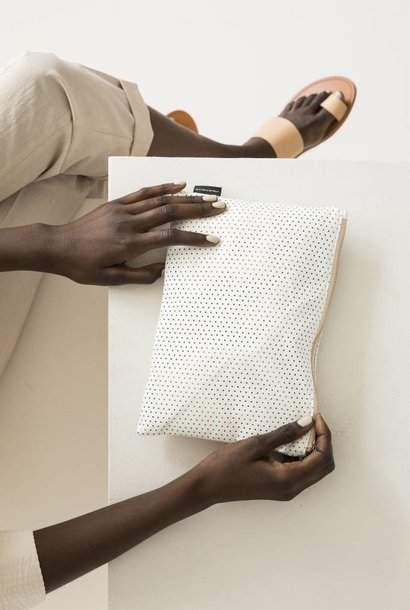 Feel Good Pouch - Perforated White (4 stuks)