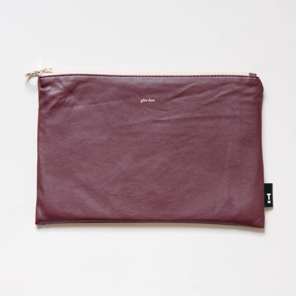 Feel Good Pouch - Burgundy (6 stuks)-2