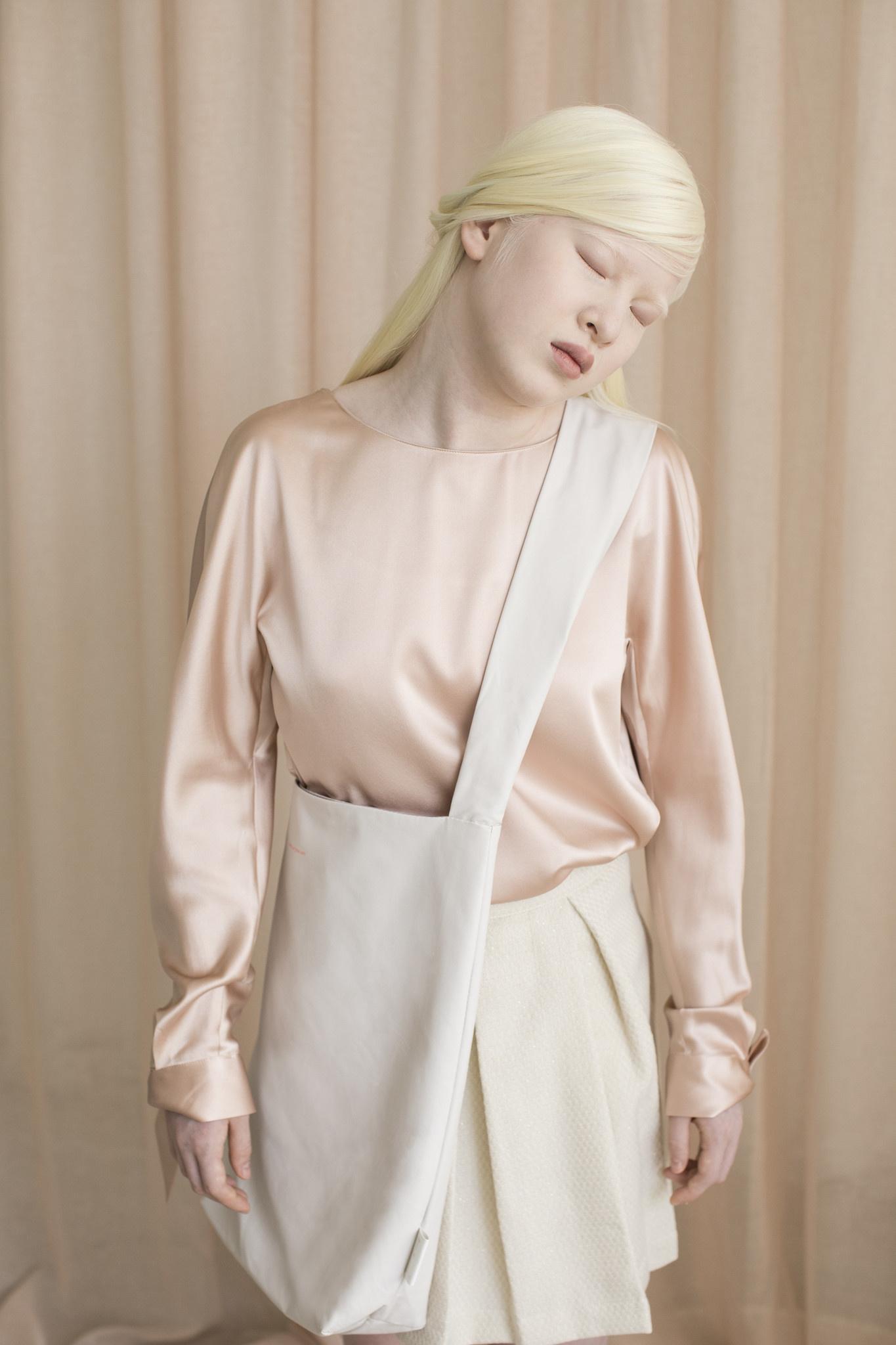 Feel good bag - I'll be me - Soft pink (4 stuks)-1