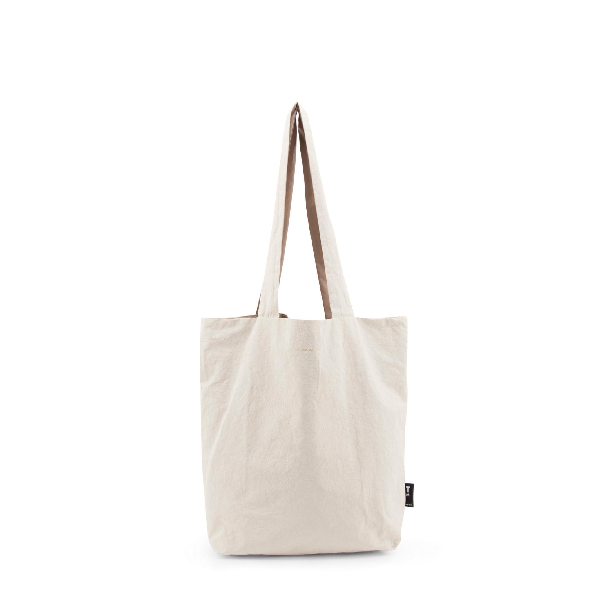 F.G. Tote Bag Tyvek - Off white (4 pcs.)-3