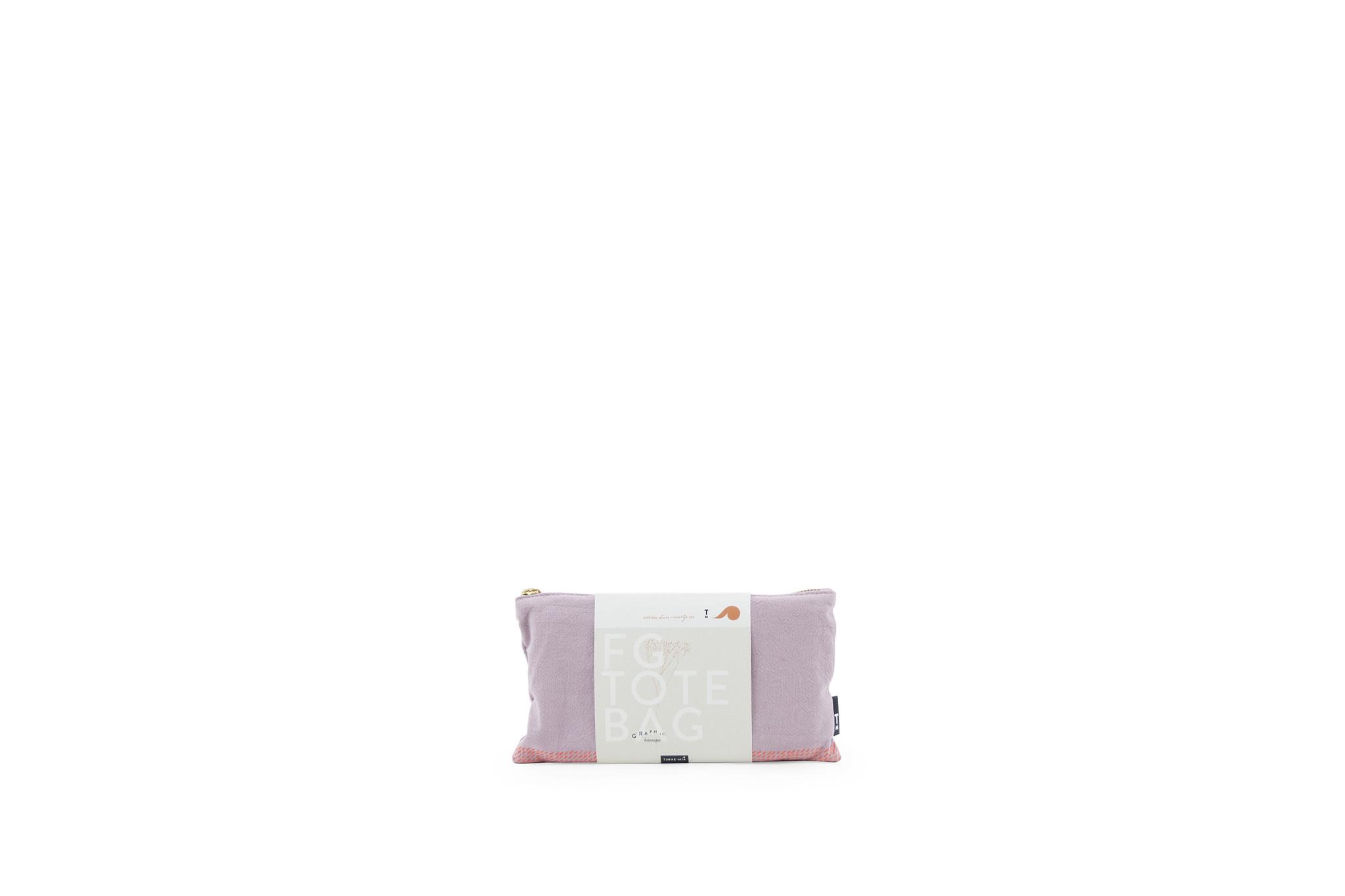 F.G. Tote Bag Linen - Orchid Hush (4 pcs.)-4