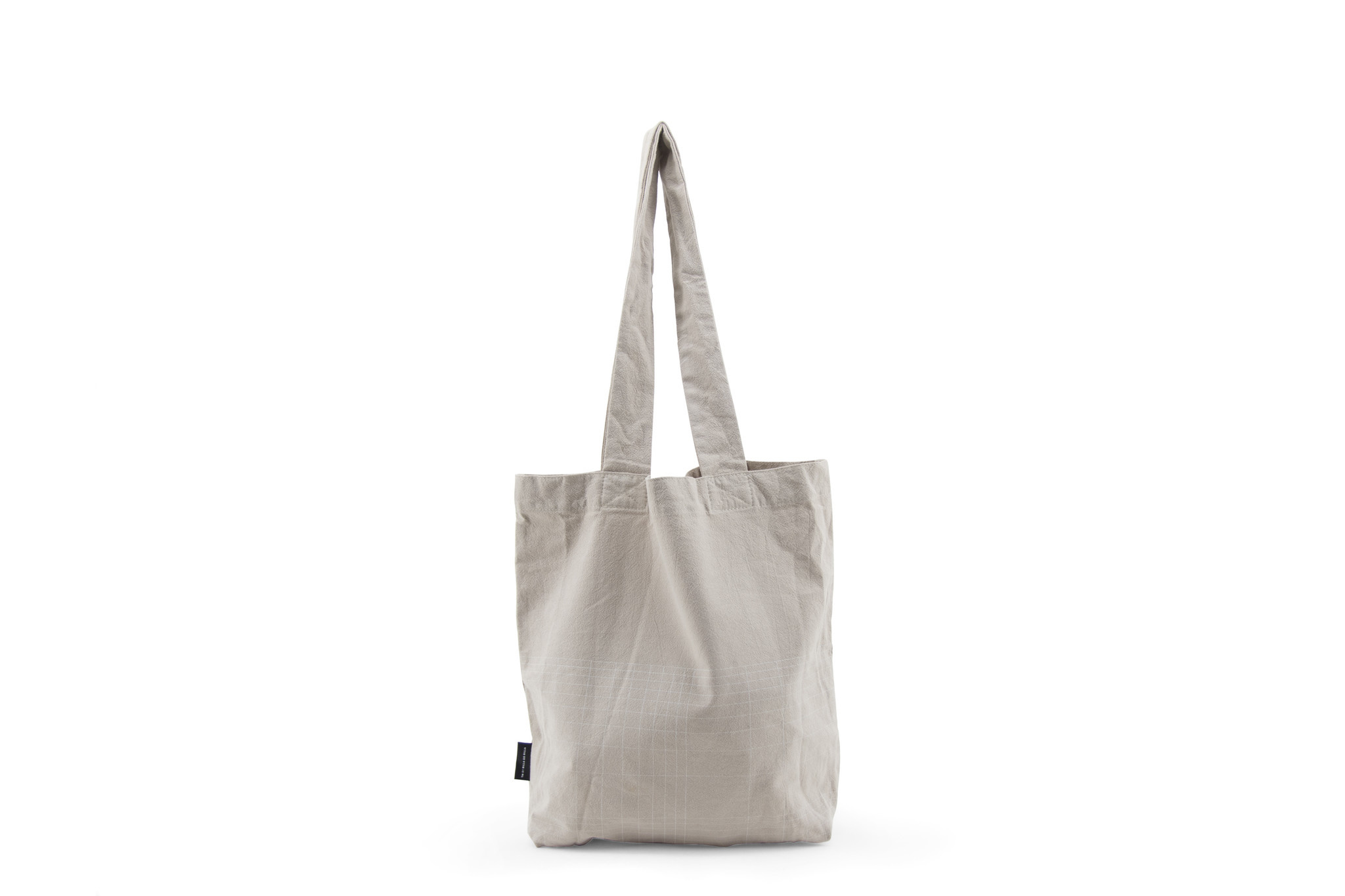 F.G. Tote Bag Linen - Eucalyptus (4 stuks)-3