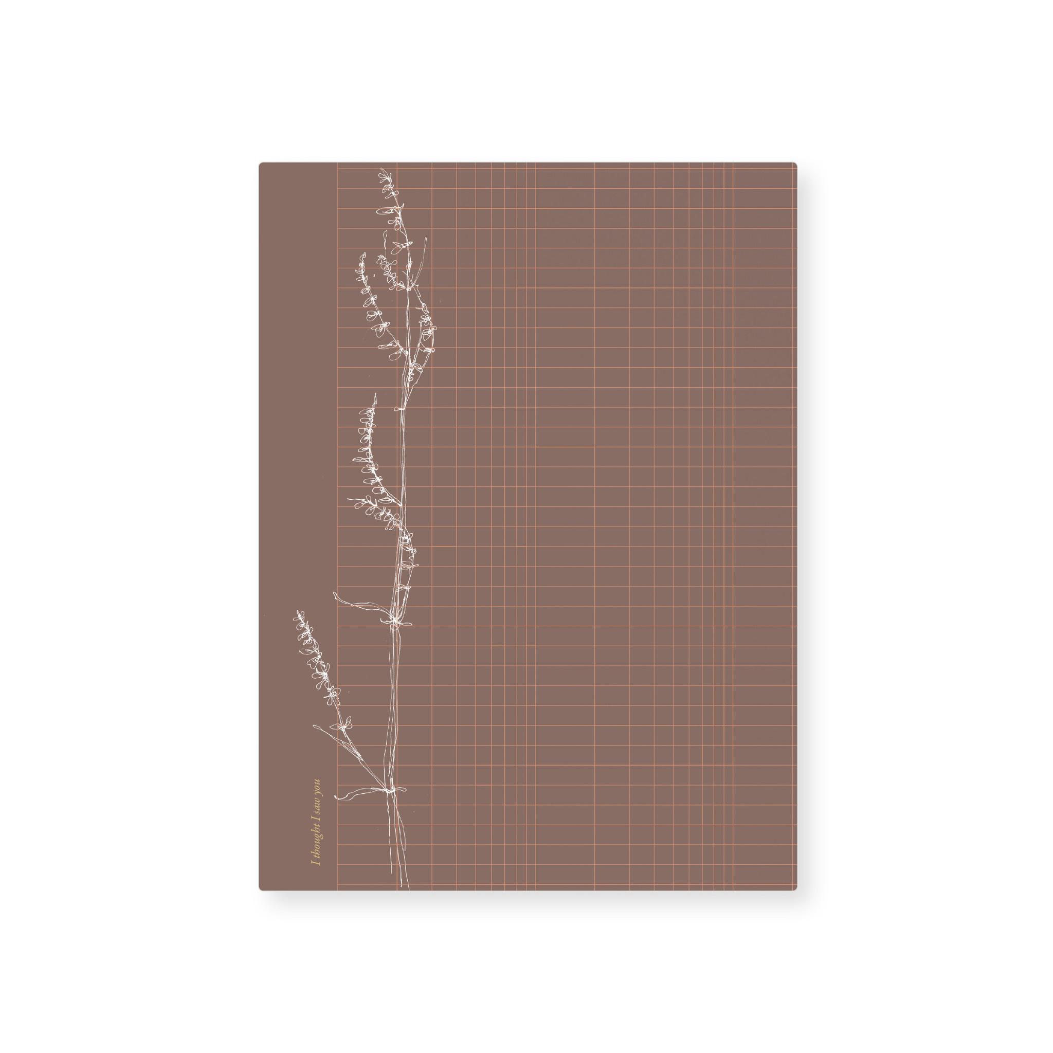 Card - Grass grid (5 pcs.)-1