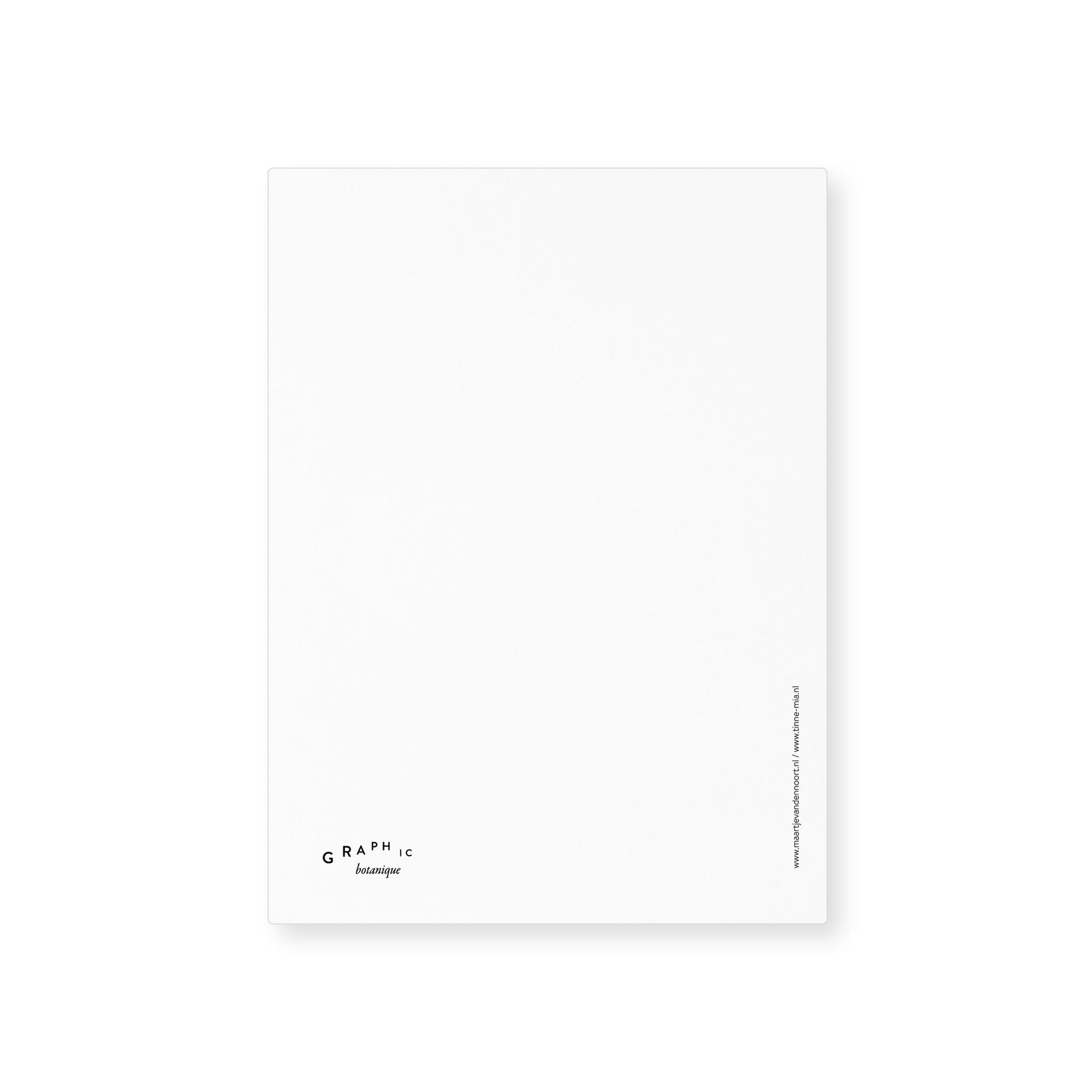 Card - Yellow berry (5 pcs.)-2
