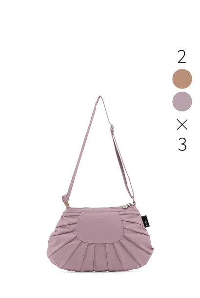 Caro Shoulder Bag - set (6 stuks)