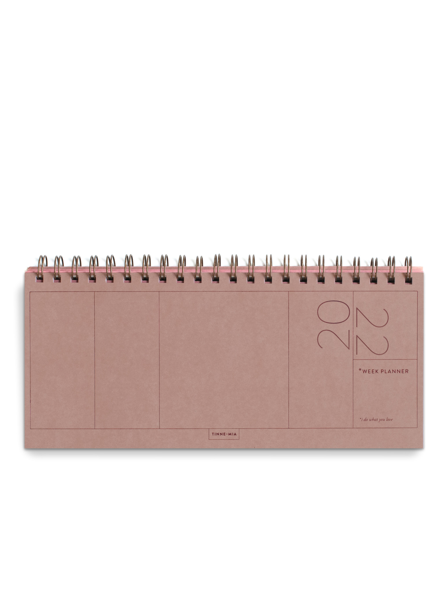 Weekly planner - 2022  (5pcs.)-1