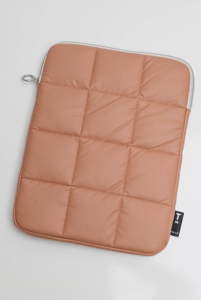 Puffy laptop Pouch - Sunburn (2 stuks)
