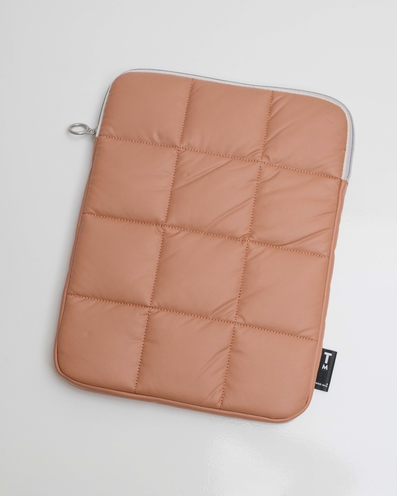 Puffy laptop Pouch - Sunburn (2 stuks)-1