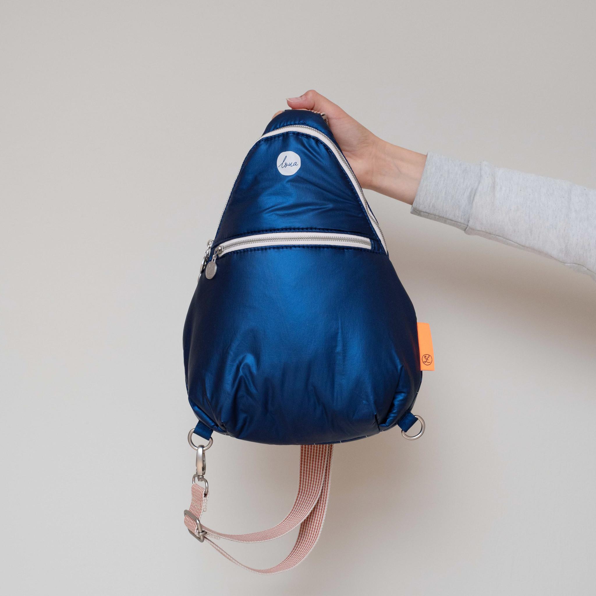 Loua - Drip Bag - Dazling Blue - Tyvek (5 pcs.)-1