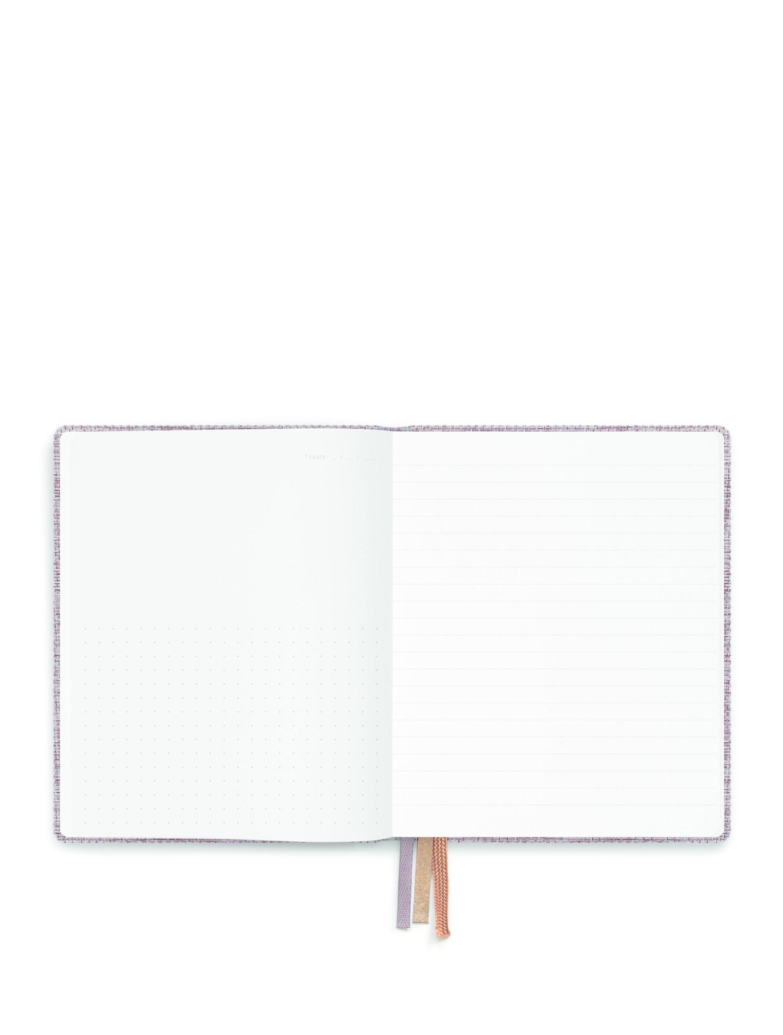 Notebook A6 - Rose dust (5 stuks)-5
