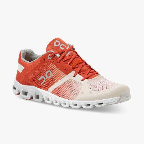 ON RUNNING On-running Dames hardloopschoen Cloud Flow Rust/rose 25.99587