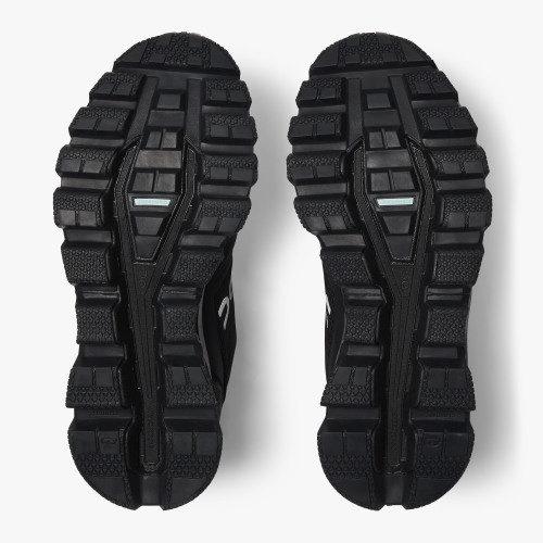 ON RUNNING On-running Heren wandelschoen Cloudrock all black 10.99854