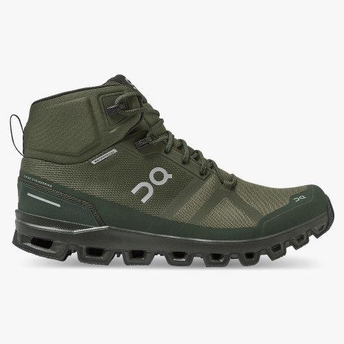 ON RUNNING On-running Heren wandelschoen Cloudrock 23.99615 jungle fir