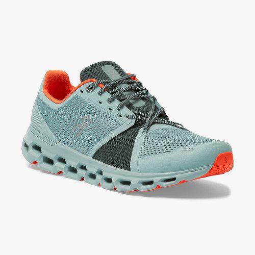 ON RUNNING On-running Heren hardloopschoen Cloud Stratus Cobble/ivy 29.99773