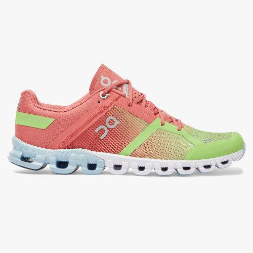 ON RUNNING On-running Dames hardloopschoen Cloud Flow Guavea/dustrose 25.99779