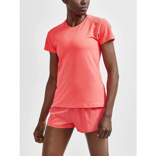 CRAFT Craft t-shirt dames km 1908767-410000 crush