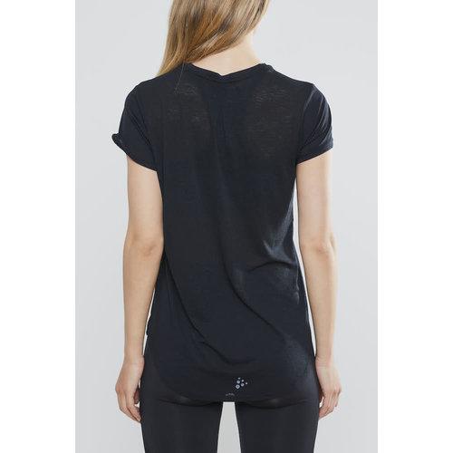 CRAFT Craft t-shirt dames km 1907725-999000