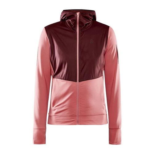 CRAFT Craft hooded jacket charge jersey dames 1910512-740439