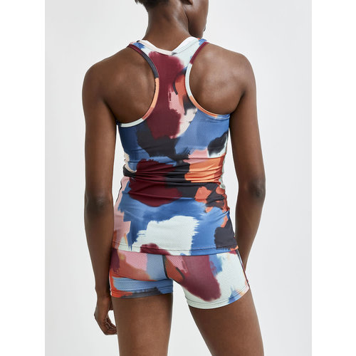 CRAFT Craft singlet charge race back dames 1910503-159007