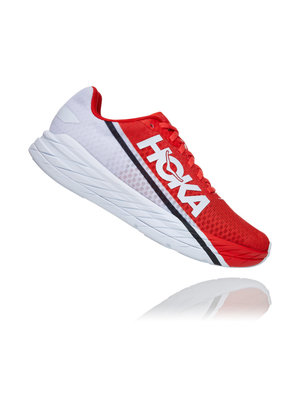 HOKA Hoka Evo Carbon Rocket X Uni 1113532-FTBC
