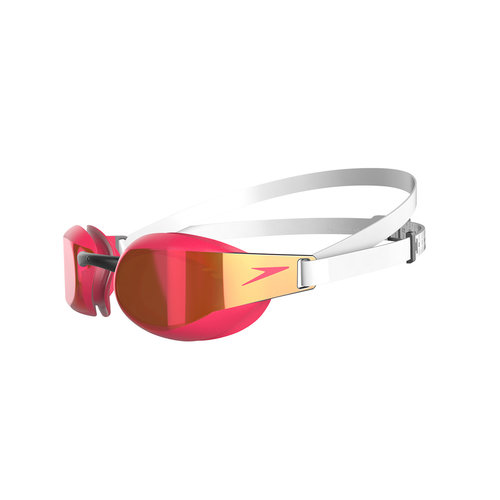 SPEEDO Speedo Zwembril Elite 08-082-10C9080 white/red