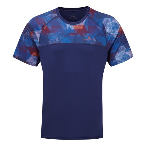 RONHILL Ronhill T-shirt Stride s/s heren 004603-00643