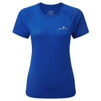 Ronhill T-shirt Tech  s/s tee dames 005180-00712