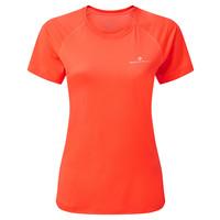 Ronhill T-shirt Tech  s/s tee dames 005180-00711